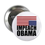 "Impeach Obama 2.25"" Button (100 pack)"
