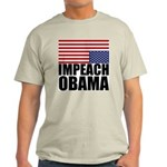 Impeach Obama Light T-Shirt