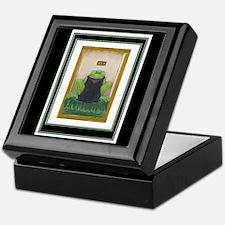 Frog Prince Keepsake Box