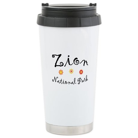 Zion Super Cute Stainless Steel Travel Mug