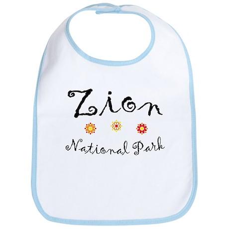 Zion Super Cute Bib