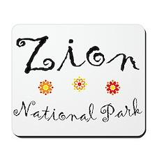 Zion Super Cute Mousepad