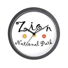 Zion Super Cute Wall Clock