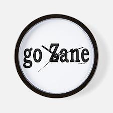 go Zane Wall Clock