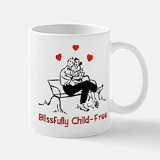 Blissful Child-Free Couple Mug