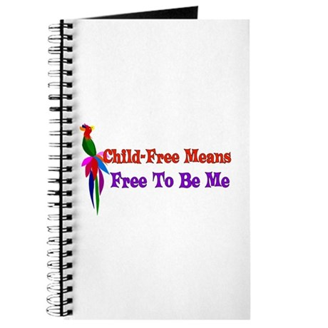 Child-Free To Be Me Journal