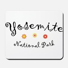 Yosemite Super Cute Mousepad