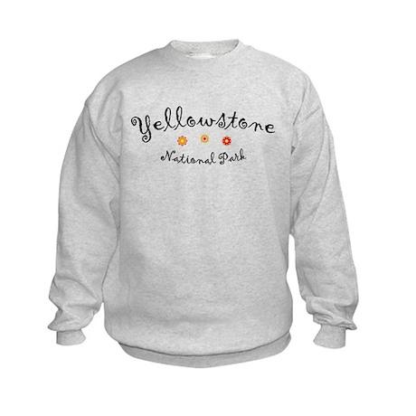 Yellowstone Super Cute Kids Sweatshirt