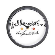 Yellowstone Super Cute Wall Clock