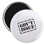Government Issue Magnet