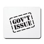 Government Issue Mousepad