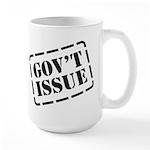 Government Issue Large Mug