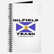 Scottish Oil Field Trash, Journal, Oil, Gas,
