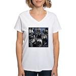 Cover Women's V-Neck T-Shirt