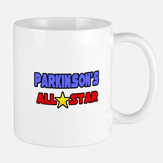 """Parkinson's All Star"" Mug"
