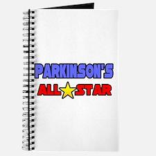 """""""Parkinson's All Star"""" Journal"""