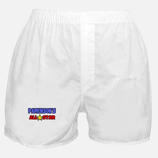 """""""Parkinson's All Star"""" Boxer Shorts"""