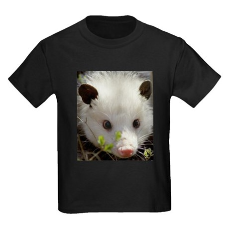 OPOSSUM T-SHIRT Kids Dark T-Shirt