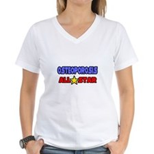 """Osteoporosis All Star"" Shirt"