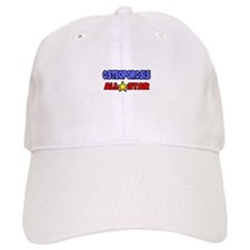 """Osteoporosis All Star"" Baseball Cap"