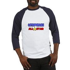 """Osteoporosis All Star"" Baseball Jersey"