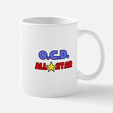 """""""OCD All Star"""" Mug"""