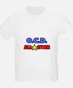 """OCD All Star"" T-Shirt"