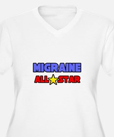 """Migraine All Star"" T-Shirt"