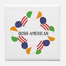 Irish American Gifts Tile Coaster