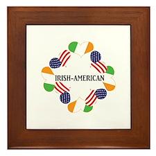 Irish American Gifts Framed Tile