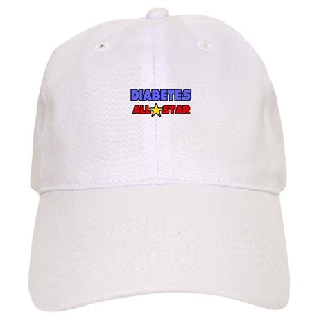 """Diabetes All Star"" Cap"