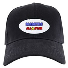 """Diabetes All Star"" Baseball Hat"
