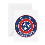 Tennessee OES Greeting Card