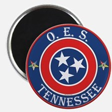 Tennessee OES Magnet