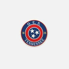 Tennessee OES Mini Button