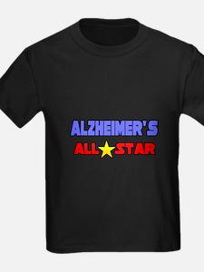 """Alzheimer's All Star"" T"