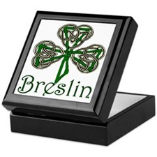 Breslin Shamrock Keepsake Box