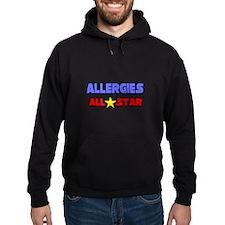 """""""Allergies All Star"""" Hoodie"""