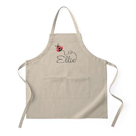 Ladybug Ellie BBQ Apron