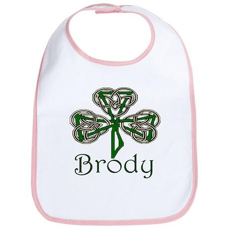 Brody Shamrock Bib