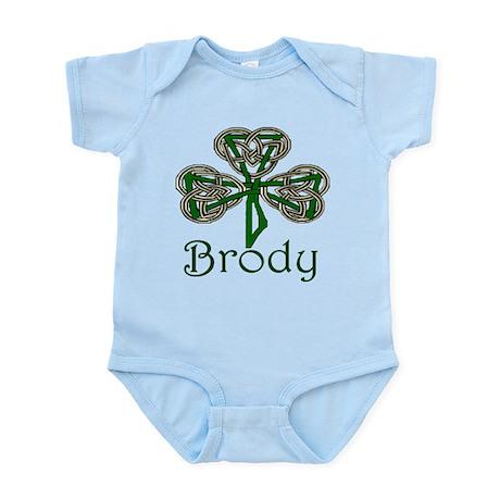Brody Shamrock Infant Bodysuit