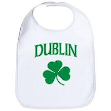 Dublin Irish Shamrock Bib