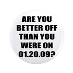 "Better Off? 3.5"" Button (100 pack)"