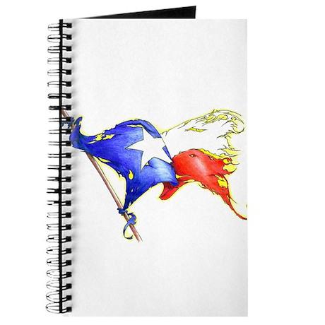 Texas Battle Flag Journal