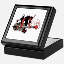 Rockabilly Keepsake Box
