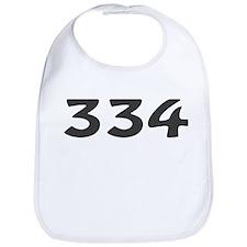 334 Area Code Bib