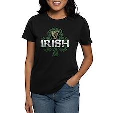 Irish Shamrock Erin Go Bragh Tee