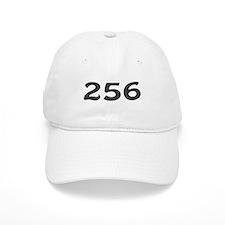 256 Area Codes Baseball Baseball Cap