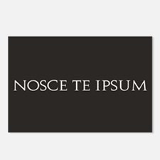 Nosce Te Ipsum Postcards (Package of 8)
