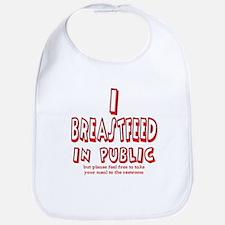Breastfeeding in Public Advoc Bib
